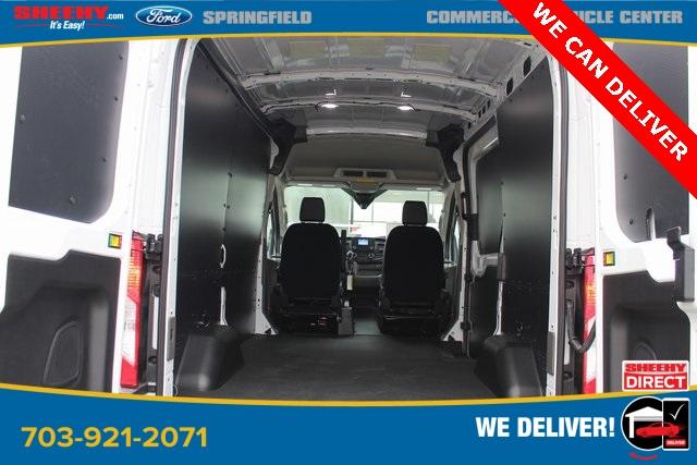 2020 Transit 150 Med Roof RWD, Empty Cargo Van #GKA00936 - photo 2