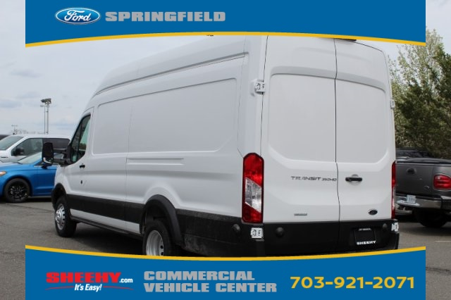 2019 Transit 350 HD High Roof DRW 4x2,  Empty Cargo Van #GKA65230 - photo 4