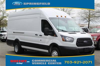 2019 Transit 350 HD High Roof DRW 4x2,  Empty Cargo Van #GKA65230 - photo 1