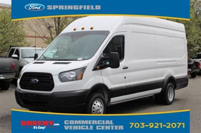 2019 Transit 350 HD High Roof DRW 4x2,  Empty Cargo Van #GKA65230 - photo 3