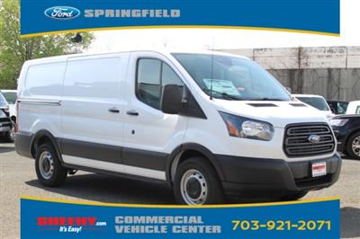 2019 Transit 150 Low Roof 4x2,  Empty Cargo Van #GKA81664 - photo 1