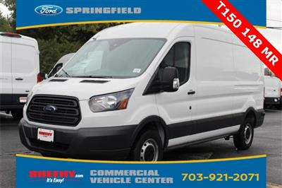 2018 Transit 150 Med Roof 4x2,  Empty Cargo Van #GKB54326 - photo 1
