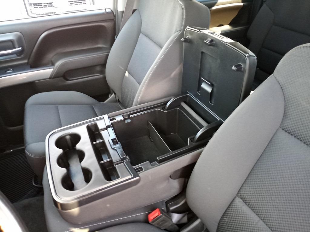 2017 Chevrolet Silverado 1500 Crew Cab 4x4, Pickup #GKR8529 - photo 37