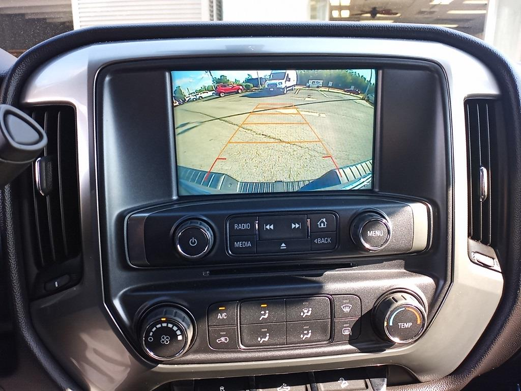 2017 Chevrolet Silverado 1500 Crew Cab 4x4, Pickup #GKR8529 - photo 41