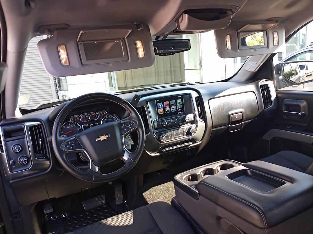 2017 Chevrolet Silverado 1500 Crew Cab 4x4, Pickup #GKR8529 - photo 43