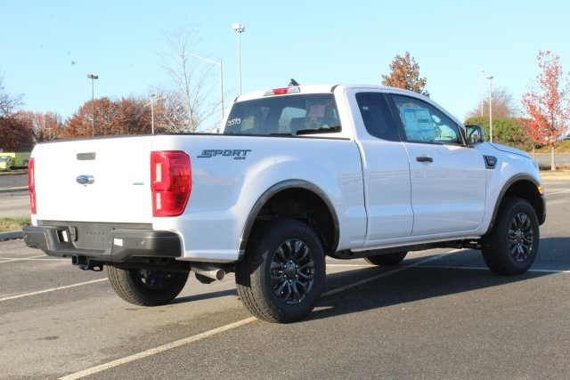 2019 Ranger Super Cab 4x4, Pickup #GLB23593 - photo 1