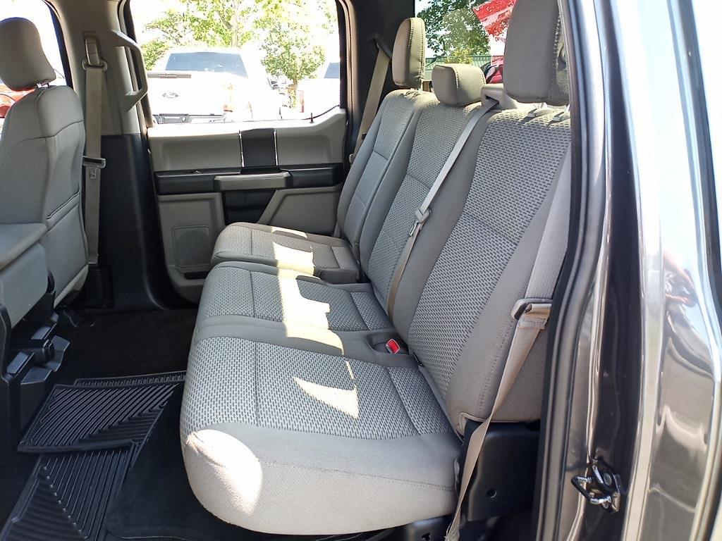 2017 Ford F-150 SuperCrew Cab 4x4, Pickup #GLD8881A - photo 27