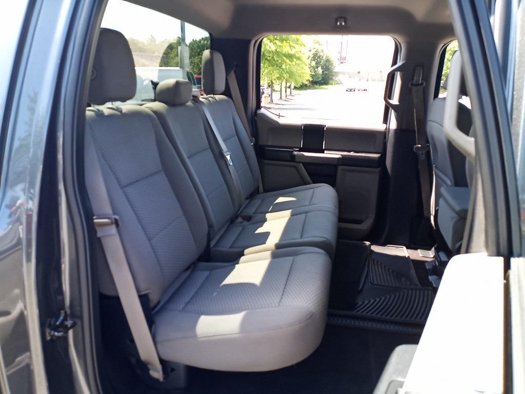 2017 Ford F-150 SuperCrew Cab 4x4, Pickup #GLD8881A - photo 36