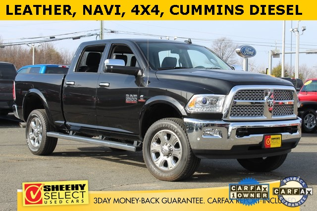2018 Ram 2500 Crew Cab 4x4, Pickup #GNG4872A - photo 1