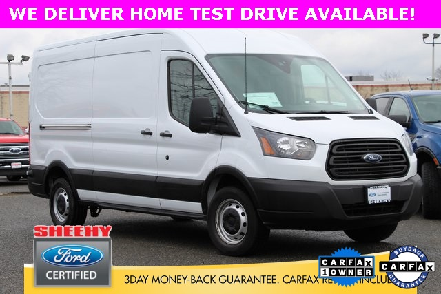 2019 Transit 150 Med Roof 4x2, Empty Cargo Van #GP9082 - photo 1