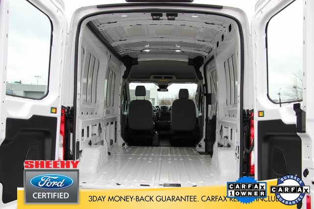 2019 Transit 150 Med Roof 4x2, Empty Cargo Van #GP9082 - photo 2
