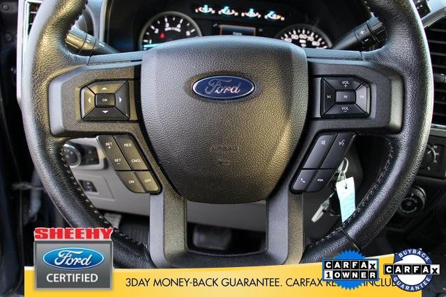 2016 F-150 SuperCrew Cab 4x4, Pickup #GP9091 - photo 20