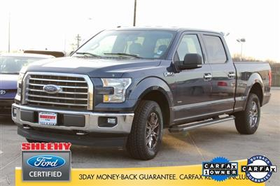 2016 F-150 SuperCrew Cab 4x4, Pickup #GP9091 - photo 4