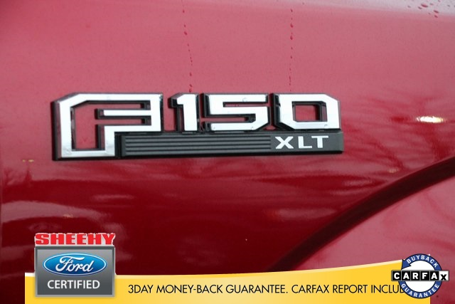 2017 F-150 SuperCrew Cab 4x4, Pickup #GP9097 - photo 10