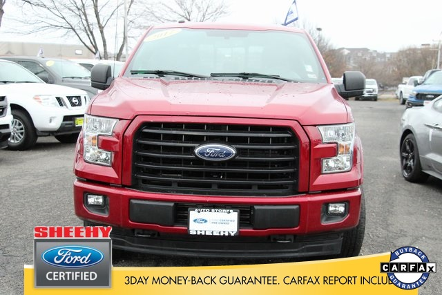 2017 F-150 SuperCrew Cab 4x4, Pickup #GP9097 - photo 4