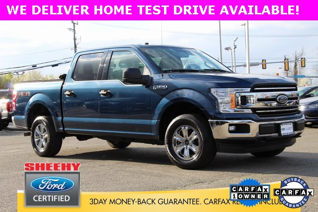 2018 F-150 SuperCrew Cab 4x4, Pickup #GP9112 - photo 1