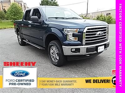 2017 F-150 SuperCrew Cab 4x4, Pickup #GP9131 - photo 1
