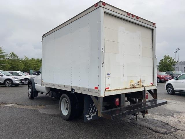2007 Ford F-450 Regular Cab DRW 4x2, Dry Freight #GP9209 - photo 4