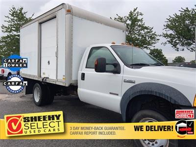 2007 Ford F-450 Regular Cab DRW 4x2, Dry Freight #GP9209 - photo 1