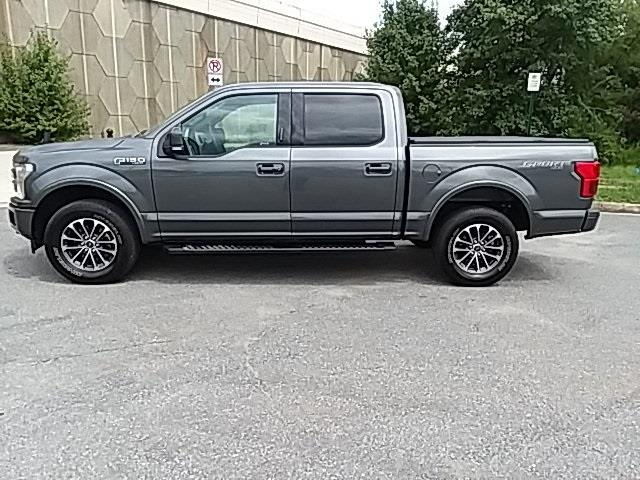 2019 Ford F-150 SuperCrew Cab 4x4, Pickup #GP9223 - photo 12
