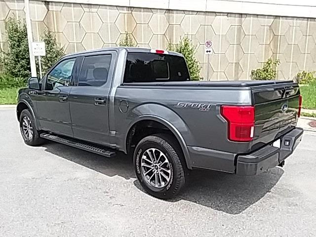 2019 Ford F-150 SuperCrew Cab 4x4, Pickup #GP9223 - photo 4