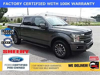 2019 Ford F-150 SuperCrew Cab 4x4, Pickup #GP9223 - photo 1