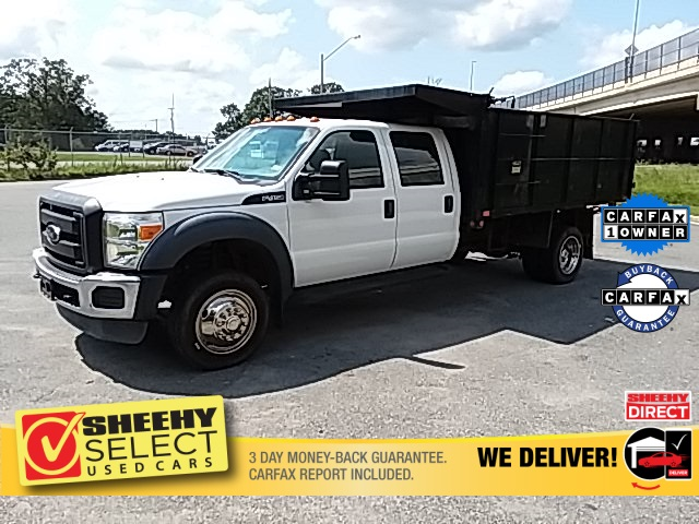 2014 Ford F-450 Crew Cab DRW 4x2, Landscape Dump #GP9237Z - photo 1