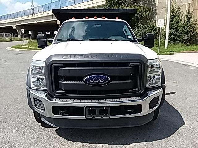 2014 Ford F-450 Crew Cab DRW 4x2, Landscape Dump #GP9237Z - photo 7