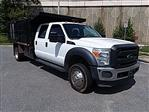 2014 Ford F-450 Crew Cab DRW 4x2, Landscape Dump #GP9237Z - photo 6