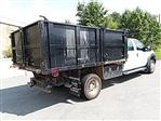 2014 Ford F-450 Crew Cab DRW 4x2, Landscape Dump #GP9237Z - photo 3