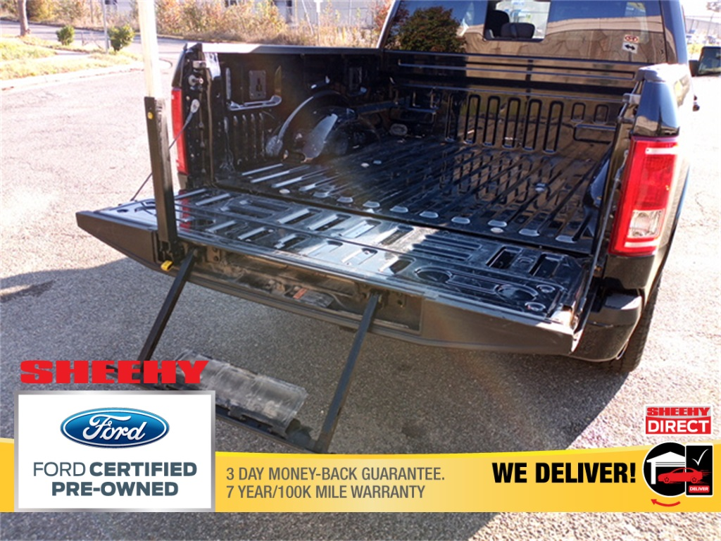 2017 Ford F-150 SuperCrew Cab 4x4, Pickup #GP9284 - photo 11