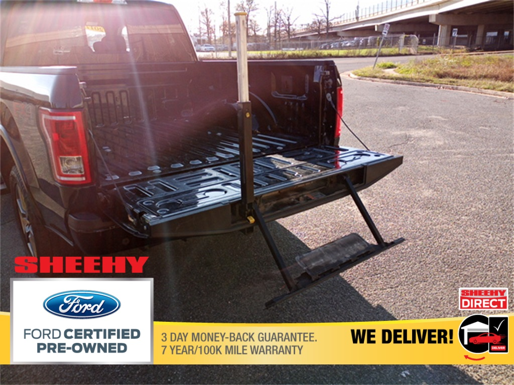2017 Ford F-150 SuperCrew Cab 4x4, Pickup #GP9284 - photo 12