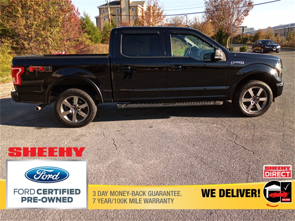 2017 Ford F-150 SuperCrew Cab 4x4, Pickup #GP9284 - photo 21