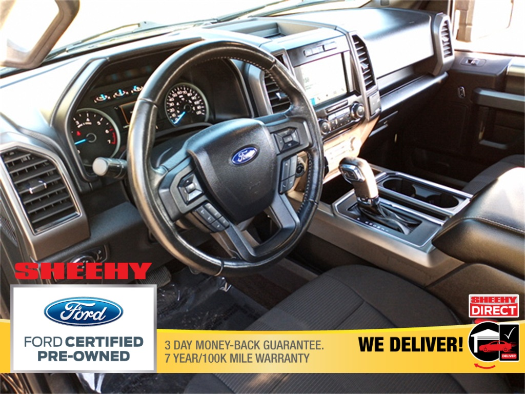 2017 Ford F-150 SuperCrew Cab 4x4, Pickup #GP9284 - photo 25
