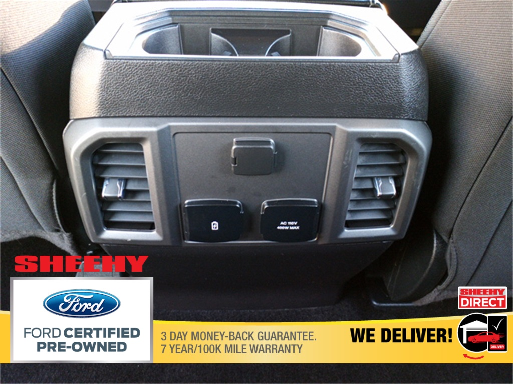 2017 Ford F-150 SuperCrew Cab 4x4, Pickup #GP9284 - photo 28