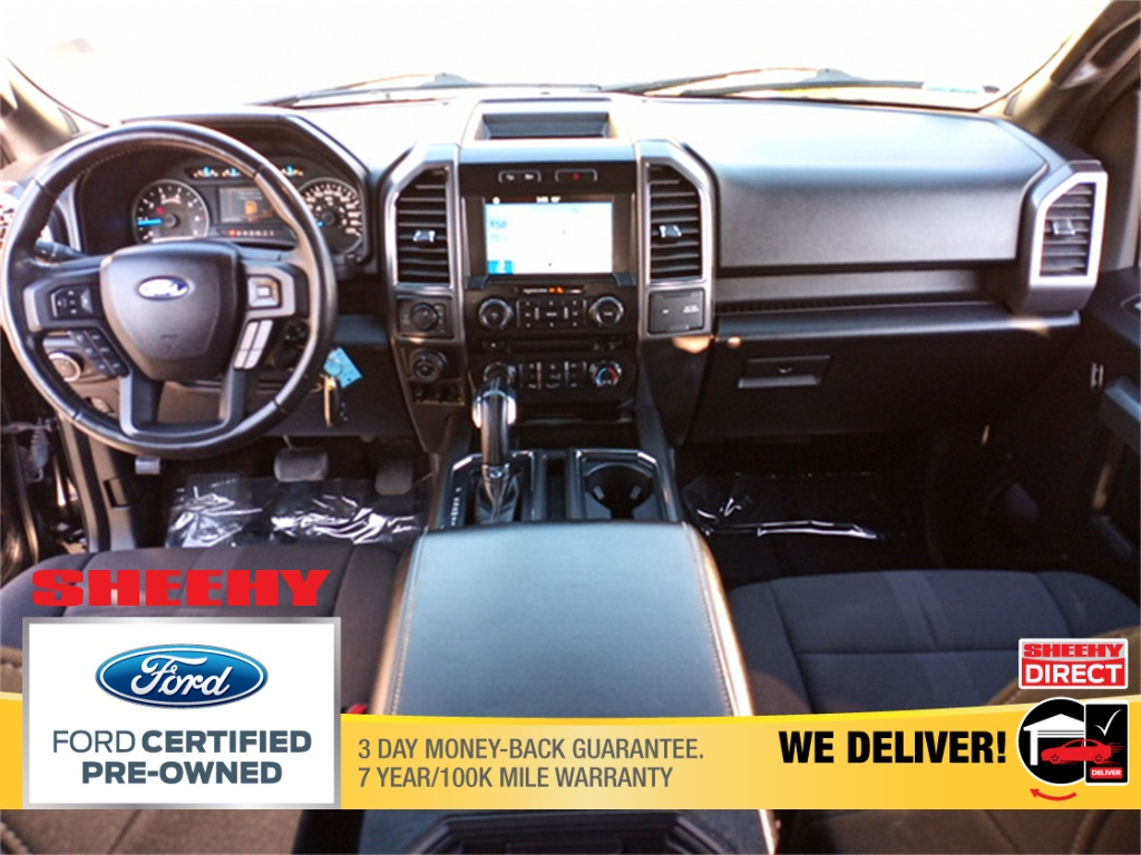 2017 Ford F-150 SuperCrew Cab 4x4, Pickup #GP9284 - photo 31