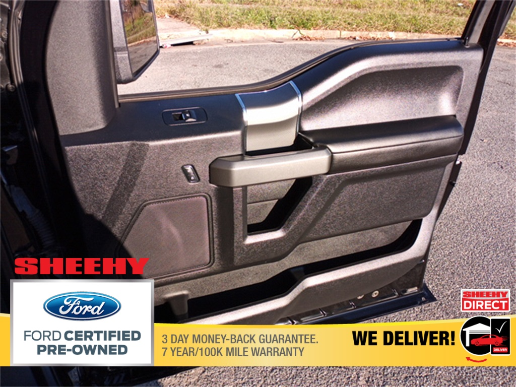 2017 Ford F-150 SuperCrew Cab 4x4, Pickup #GP9284 - photo 39
