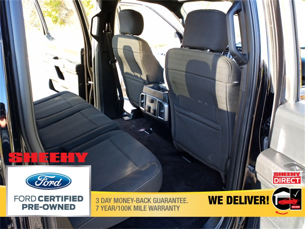 2017 Ford F-150 SuperCrew Cab 4x4, Pickup #GP9284 - photo 42