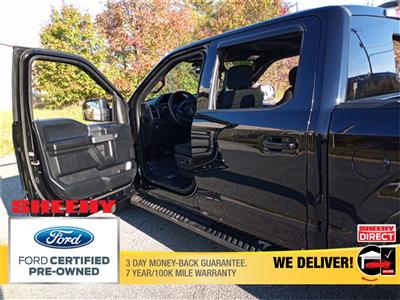 2017 Ford F-150 SuperCrew Cab 4x4, Pickup #GP9284 - photo 22