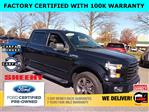 2017 Ford F-150 SuperCrew Cab 4x4, Pickup #GP9284 - photo 1