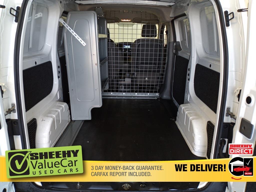 2015 Nissan NV200 Standard Roof 4x2, Upfitted Cargo Van #GP9340 - photo 1
