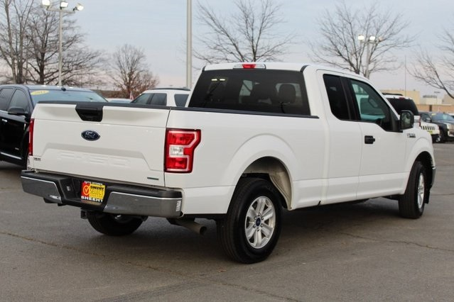 2018 F-150 Super Cab 4x2,  Pickup #GR8598 - photo 10