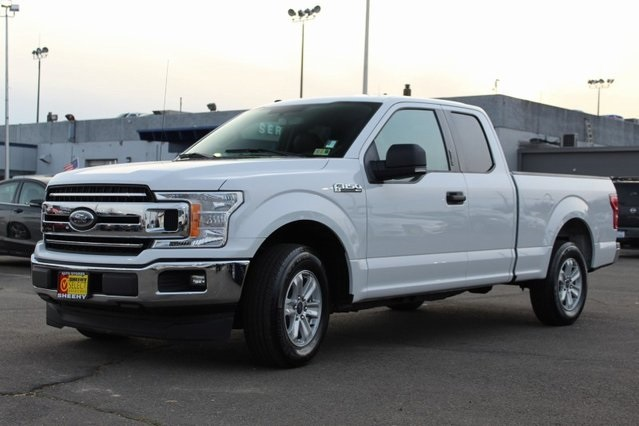 2018 F-150 Super Cab 4x2,  Pickup #GR8598 - photo 1