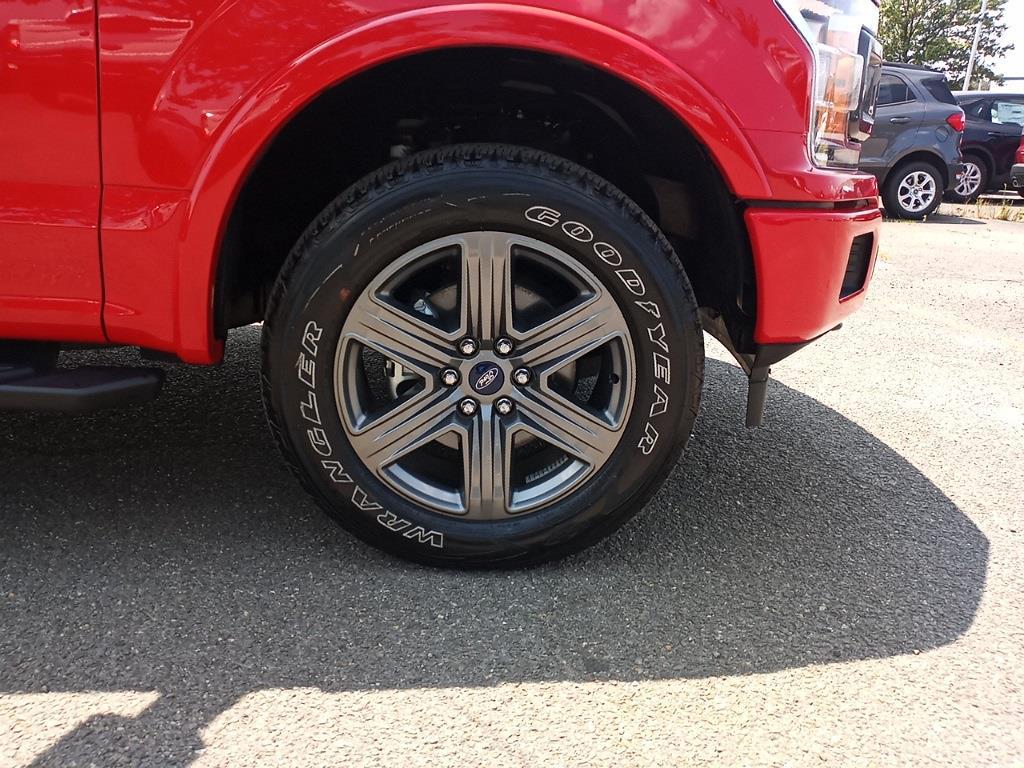 2020 Ford F-150 SuperCrew Cab 4x4, Pickup #GW1268A - photo 13