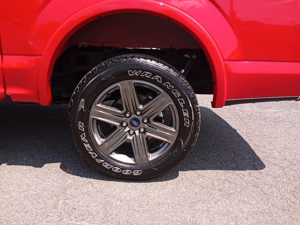2020 Ford F-150 SuperCrew Cab 4x4, Pickup #GW1268A - photo 15
