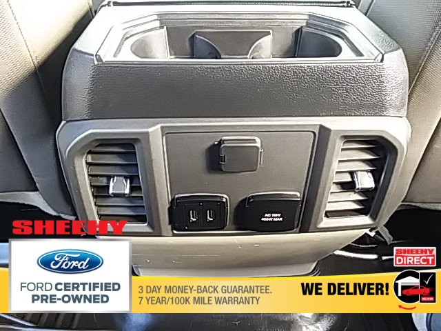 2018 Ford F-150 SuperCrew Cab 4x4, Pickup #GYP3651 - photo 31