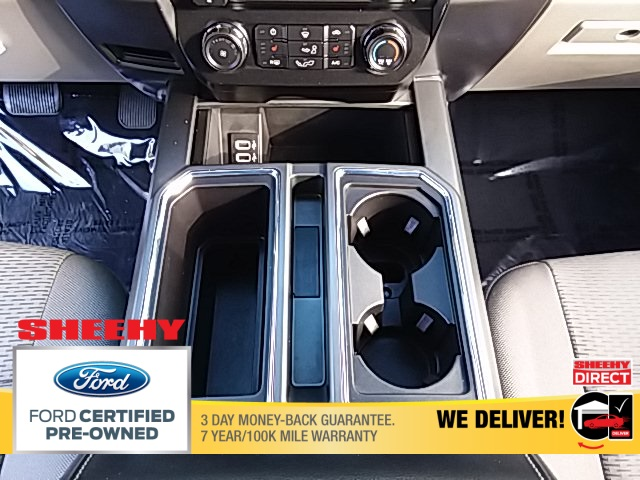 2018 Ford F-150 SuperCrew Cab 4x4, Pickup #GYP3651 - photo 33