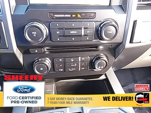 2018 Ford F-150 SuperCrew Cab 4x4, Pickup #GYP3651 - photo 37
