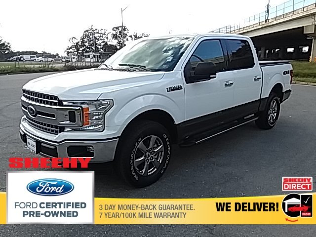 2018 Ford F-150 SuperCrew Cab 4x4, Pickup #GYP3651 - photo 4