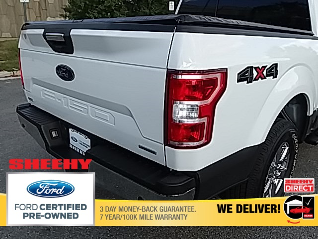 2018 Ford F-150 SuperCrew Cab 4x4, Pickup #GYP3651 - photo 6